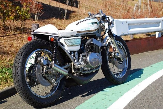 Yamaguchi Ringyou - RD250  Screen62