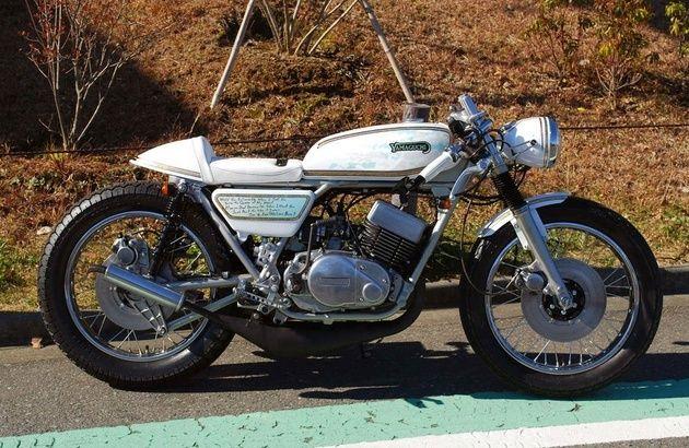Yamaguchi Ringyou - RD250  Screen63