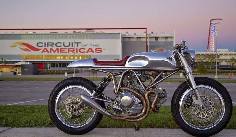 1997 Ducati 900ss sp j63 - Revivalcycles -  Screen66