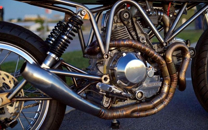 1997 Ducati 900ss sp j63 - Revivalcycles -  Screen69