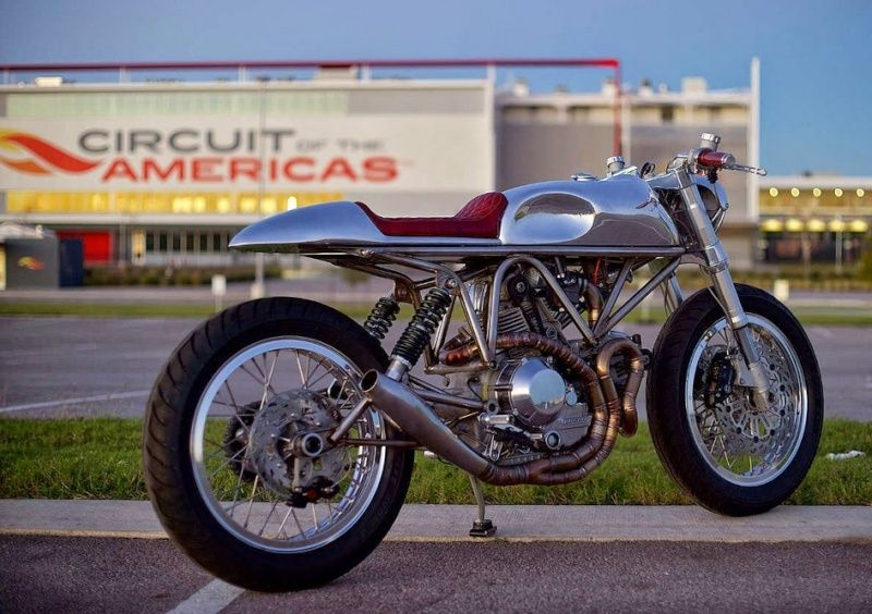 1997 Ducati 900ss sp j63 - Revivalcycles -  Screen70