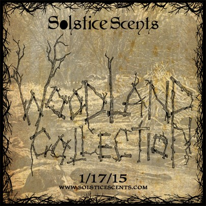 WOODLAND COLLECTION (Winter Part 2) RELEASE: 1/17 @ 6 pm EST Facebo10