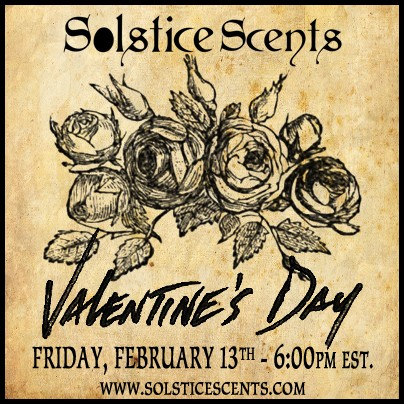 NEWS + VALENTINE'S RELEASE + DISCONTINUED SCENTS 2/13 @ 6 pm EST Valena10