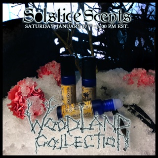 WOODLAND COLLECTION (Winter Part 2) RELEASE: 1/17 @ 6 pm EST Winter10