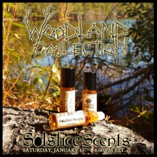 WOODLAND COLLECTION (Winter Part 2) RELEASE: 1/17 @ 6 pm EST Woodla12