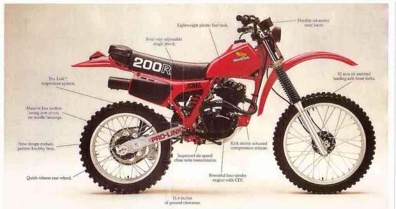 Ma Yam' 125 DTMX - Page 2 Honda_10