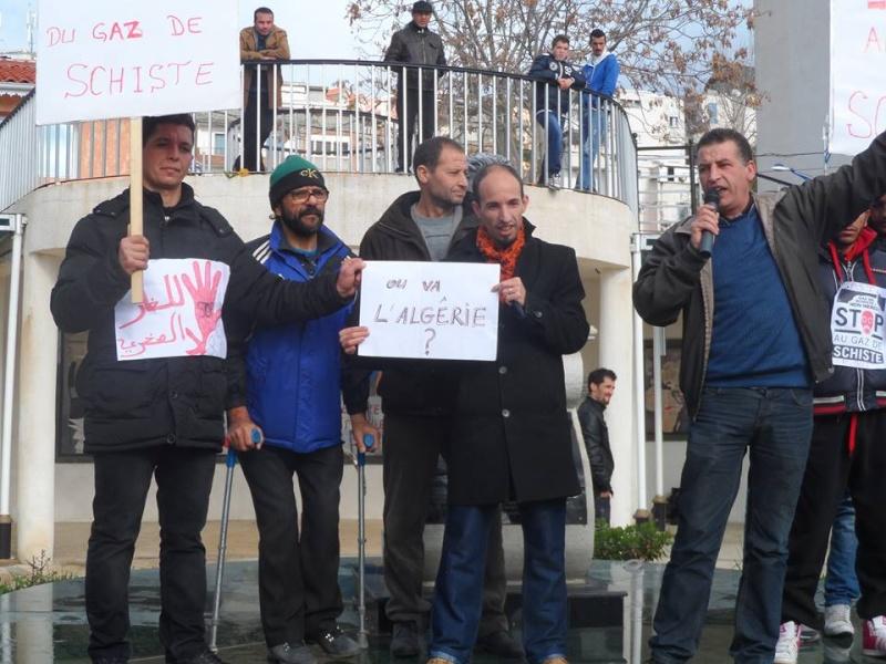 Rassemblement citoyen le samedi 24 janvier 2015 à Bejaia  anti Gaz de Schiste 1135