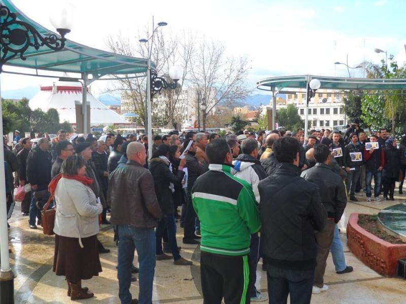 Rassemblement citoyen le samedi 24 janvier 2015 à Bejaia  anti Gaz de Schiste 1138