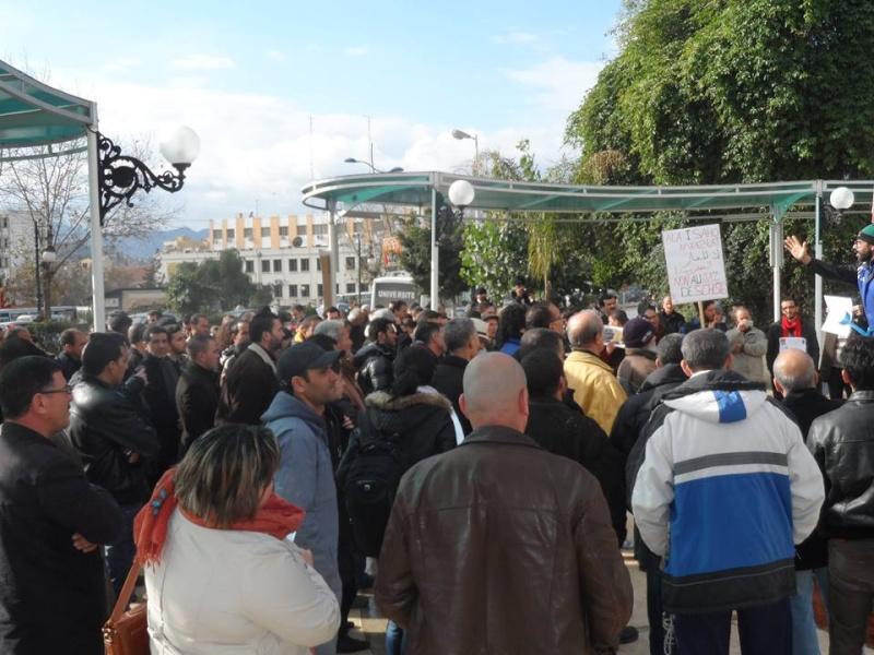 Rassemblement citoyen le samedi 24 janvier 2015 à Bejaia  anti Gaz de Schiste 1139