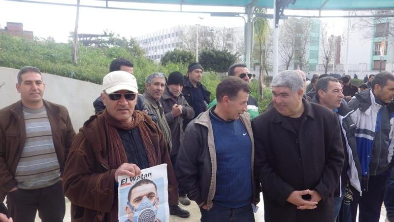 Rassemblement citoyen le samedi 24 janvier 2015 à Bejaia  anti Gaz de Schiste 1152