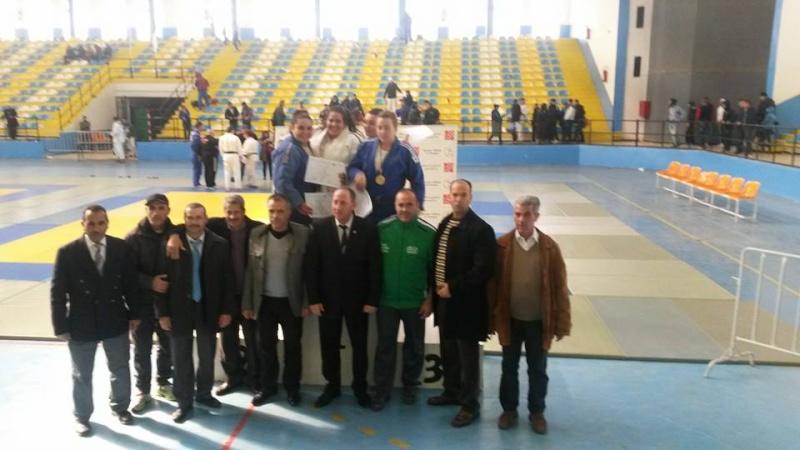Judo: Championnat national espoir à Oran(Arzew) fevrier 2015 220