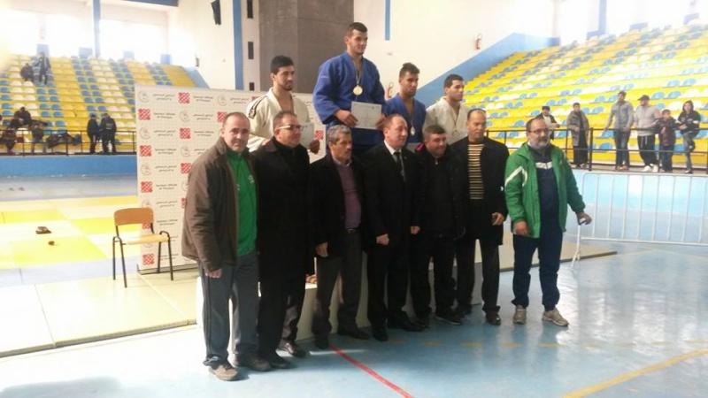 Judo: Championnat national espoir à Oran(Arzew) fevrier 2015 319