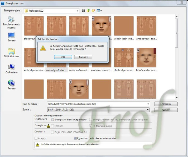 [Apprenti] Créer une couleur de peau personnalisée Tutopo43