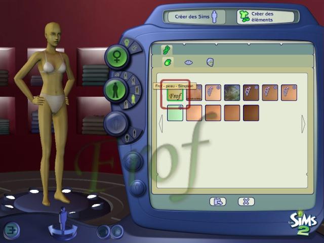 [Apprenti] Créer une couleur de peau personnalisée Tutopo66