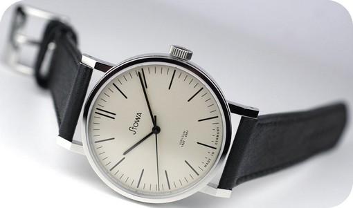 """une montre au """"minimalisme impeccable"""" ? Stowa-10"""