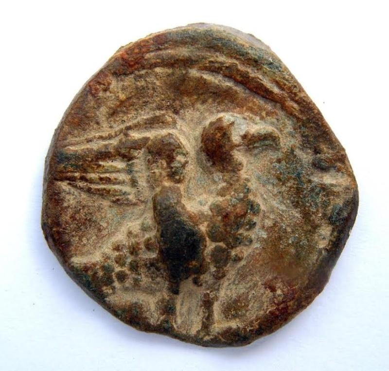 Méreau de plomb datant du XIIIe siècle environ  Unname10