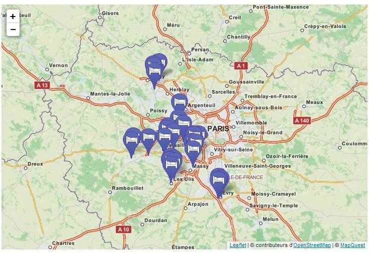 Informations sur la résidence étudiante Simone Weil  Clipbo20