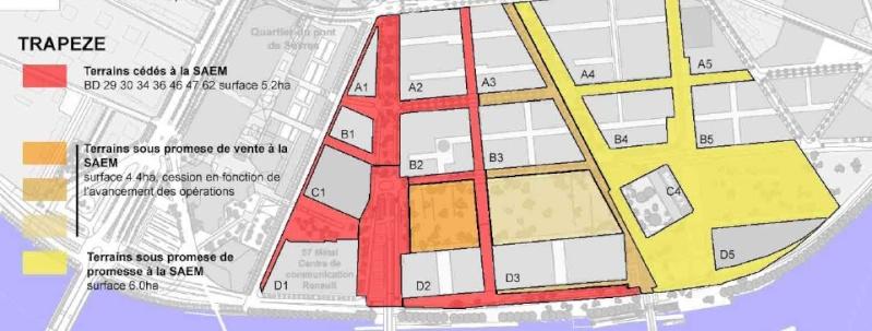 Plan du trapèze / nom des résidences et des rues Macrol10