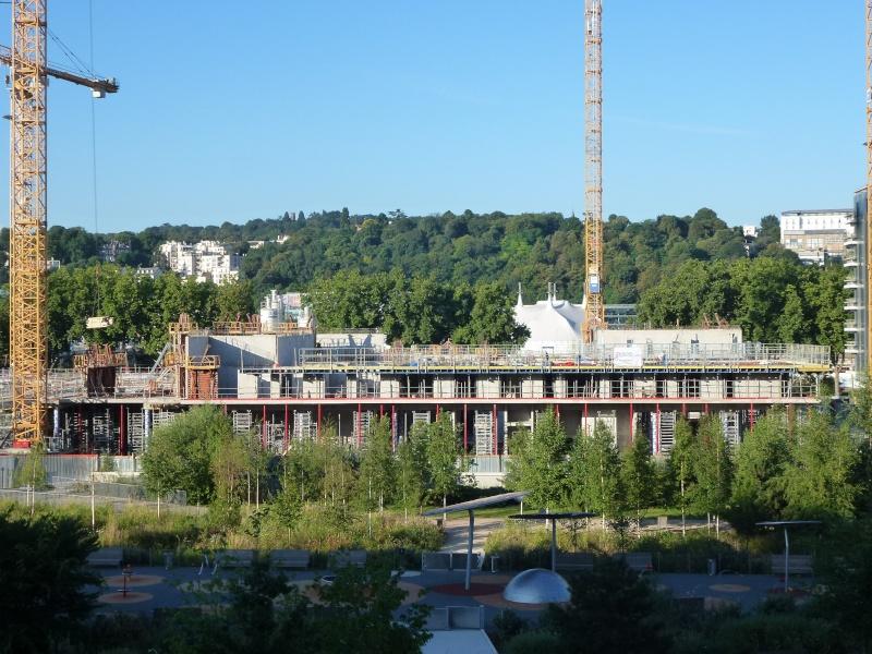 Photos des travaux de Cap sur Seine P1070520