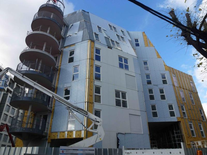 Ilot A5 - Rives de Seine II - Logements sociaux P1330116