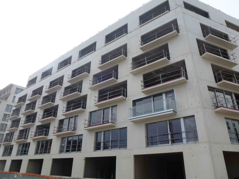 Photos de la résidence de logements sociaux - Vilogia (B5c) P1330741