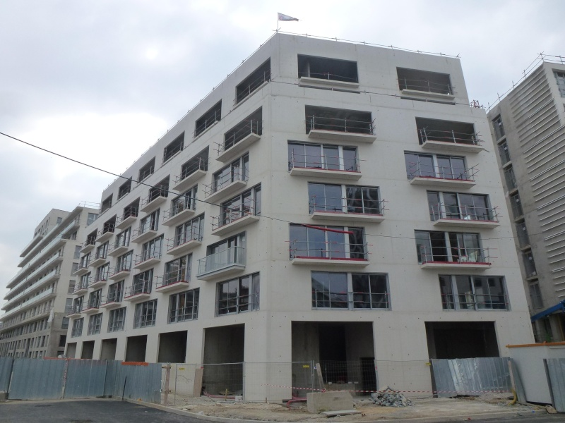 Photos de la résidence de logements sociaux - Vilogia (B5c) P1340118