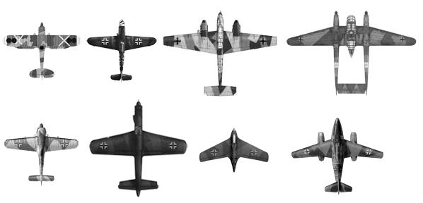 Reinhardt Reinhardt (jeu fini) Avions10