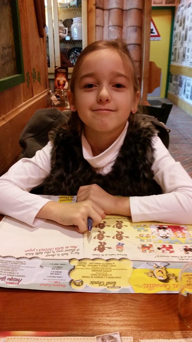 Carte anniversaire petite fille 8 ans  20150210