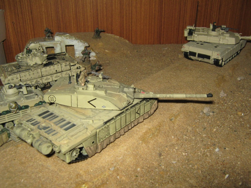 Diorama Irak 2003 Maquet16