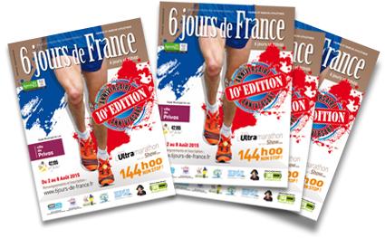 2 au 8 août 2015 6 JOURS DE FRANCE  Flyer11