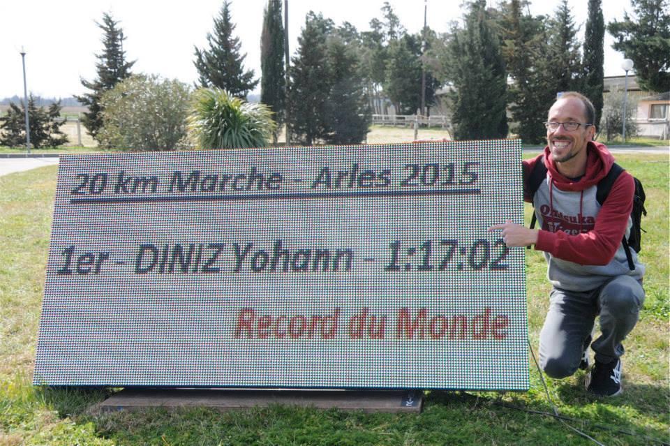 Record du monde ce matin sur 20km 11045310