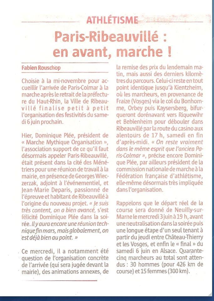 Paris- Alsace 2015 Presse11