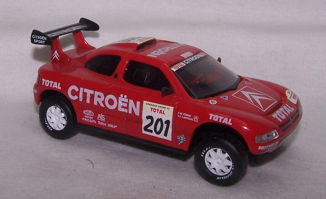 """Les CITROËN dans la Collection """"100 ans de Sport Automobile"""" 100_s161"""