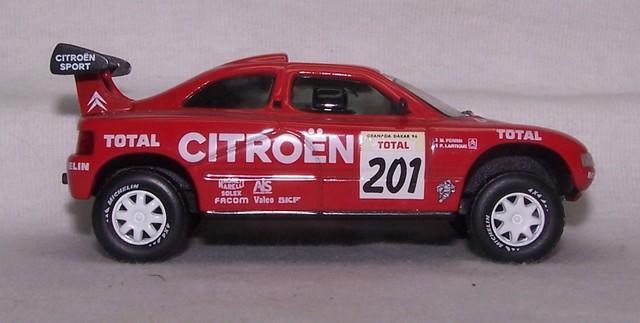 """Les CITROËN dans la Collection """"100 ans de Sport Automobile"""" 100_s163"""
