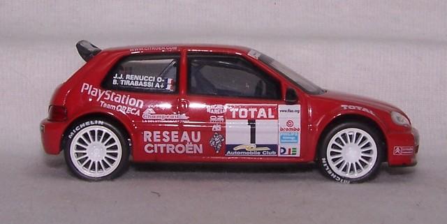 """Les CITROËN dans la Collection """"100 ans de Sport Automobile"""" 100_s175"""