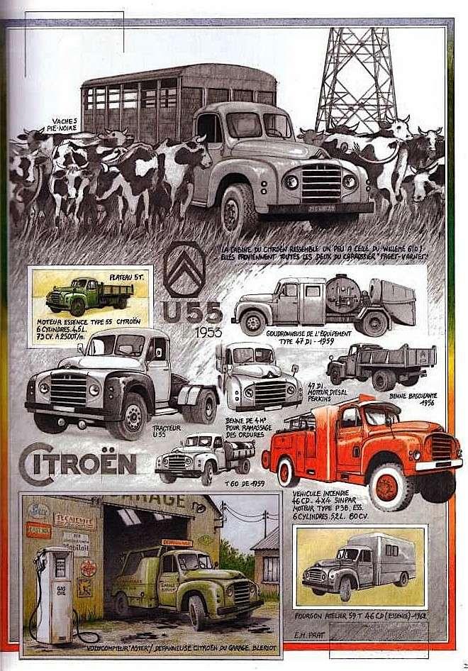 Citroën en dessin Doc00038