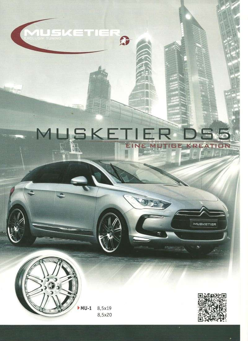[PREPARATION] Citroën DS5 by Musketier 00122