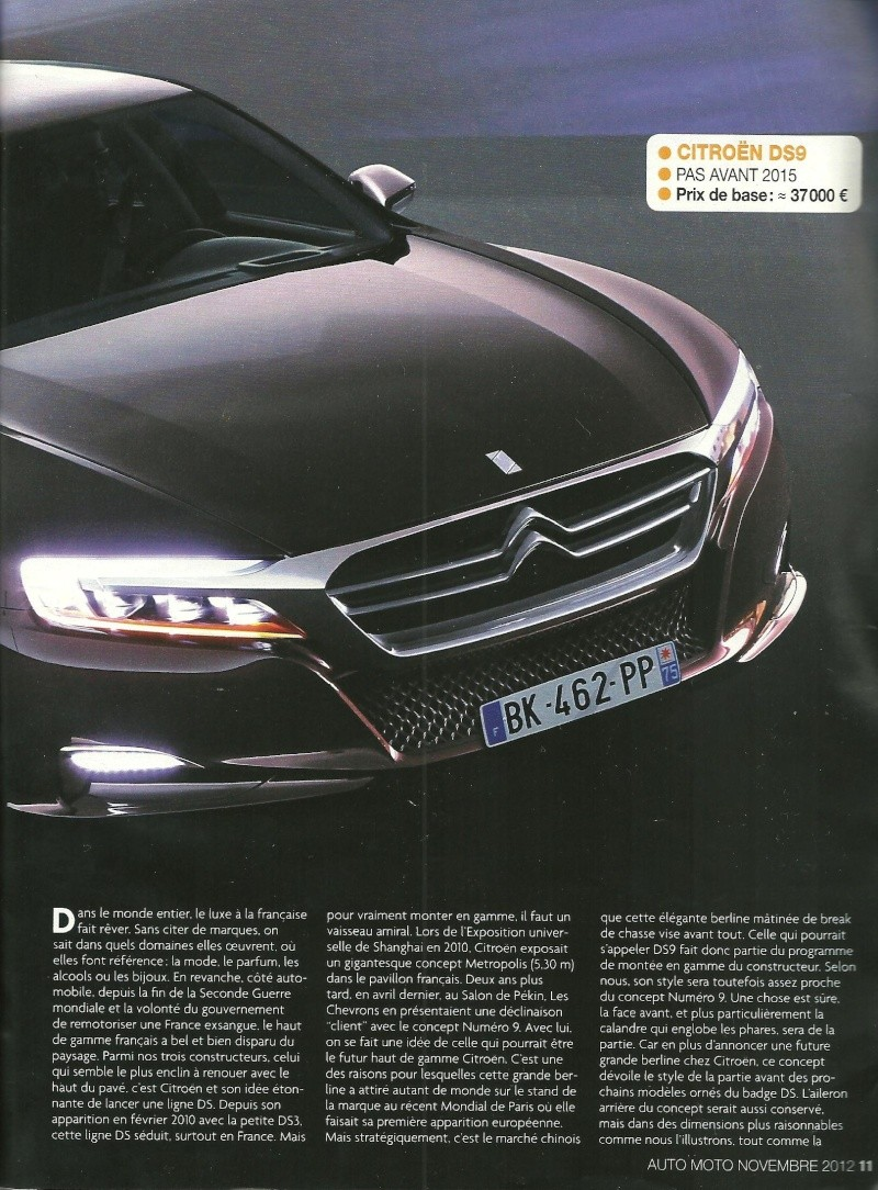 201? - [RUMEUR] Citroën DS9 - Page 39 00318