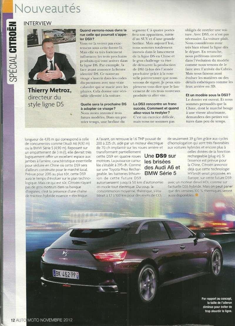 201? - [RUMEUR] Citroën DS9 - Page 39 00416