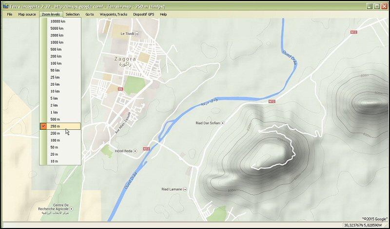 TerraIncognita ou comment faire une carte pour Ozi en 5 clics Ozi00410