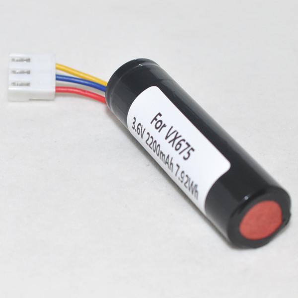 Verifone VX675 POS Battery Bpk265-001 VX675-18650 116