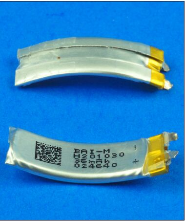 Nike+ FuelBand SE WM0110-003 Battery H201030 CP-NK011 A11
