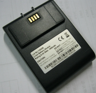 Verifone Nurit 8020 Credit Card Reader Battery CCR-8020 Image011