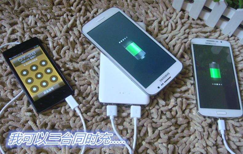 High Capacity Wireless Charging Power Bank WSRB-80 Wsrb-810