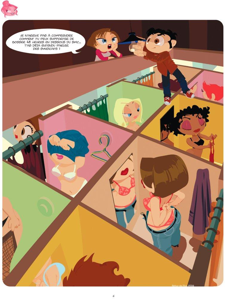 Le petit monde du Condor (MAJ page 1 et dernière - 10/04/18) - Des Larmes Héroiques - Page 7 61sems10