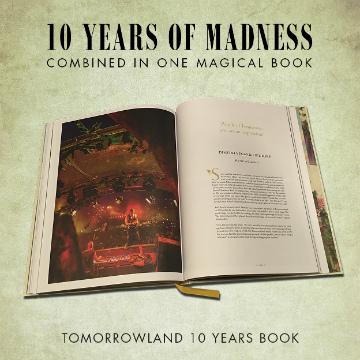 I libri da collezione di Tomorrowland e Space Libro-10