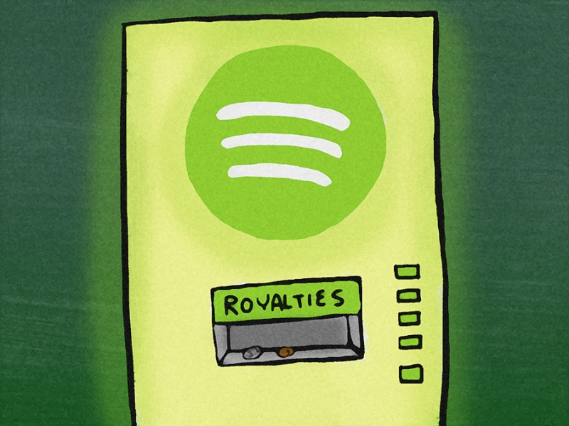 Spotify e royalty: ecco a chi vanno veramente i soldi Spotif10