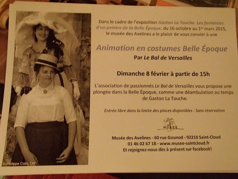 Ou l'on parle du bal de Versailles - Page 2 P2043811