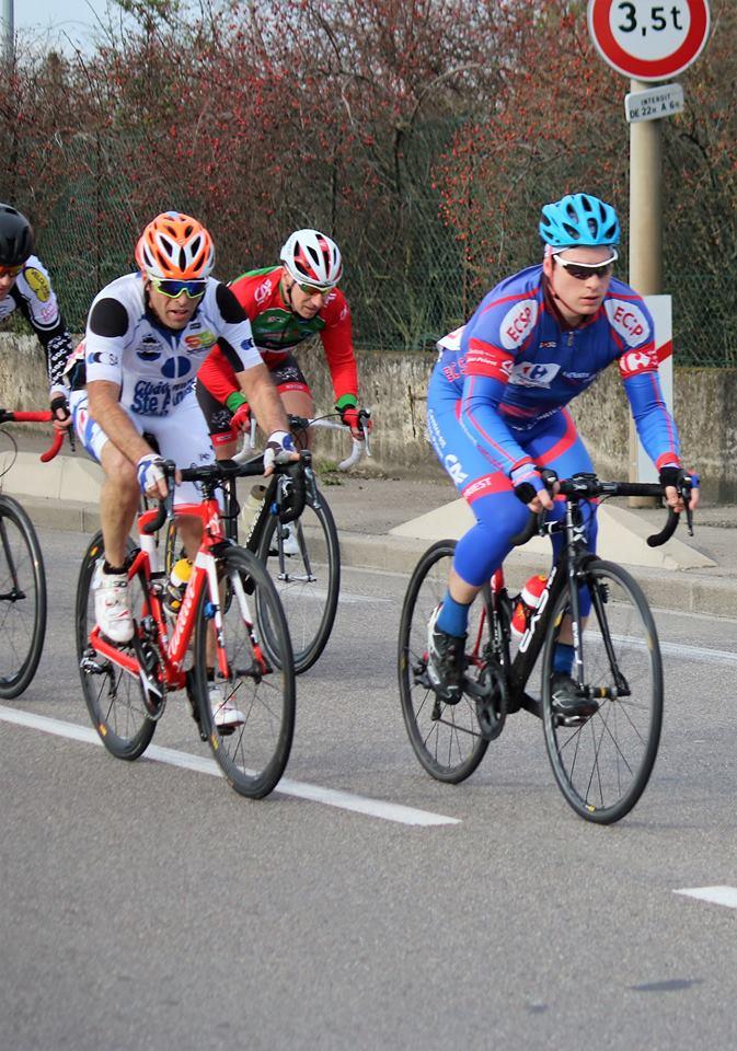 course de rentrée à Vénissieux le 3 mars David310