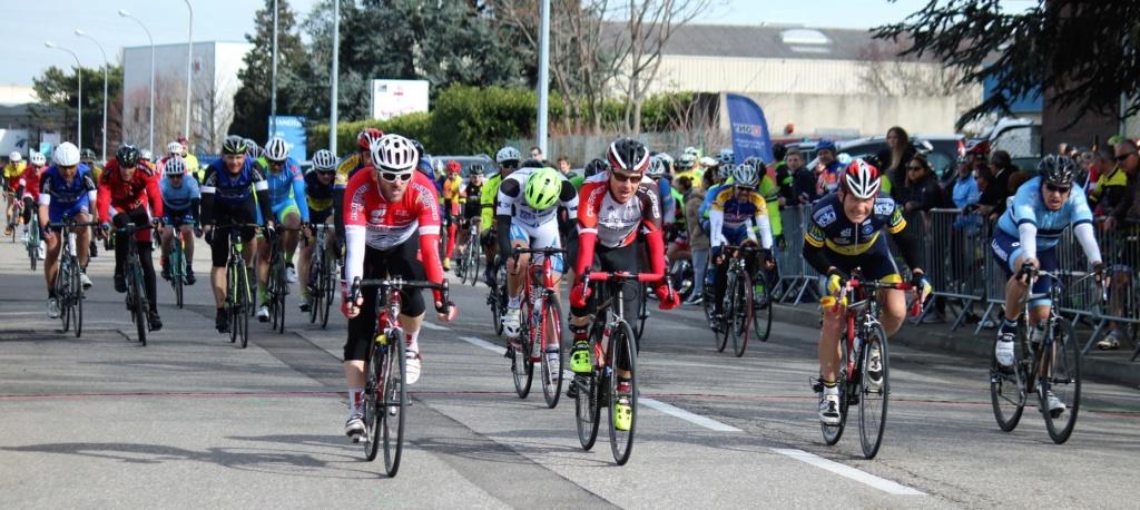 course de rentrée à Vénissieux le 3 mars Lucas410